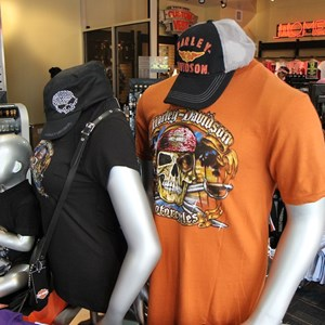 14 of 16: Harley-Davidson Motor Cycles - Harley-Davidson Motor Cycles new store complete
