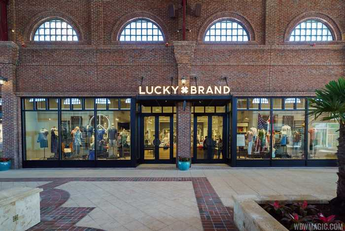 Lucky Brand overview