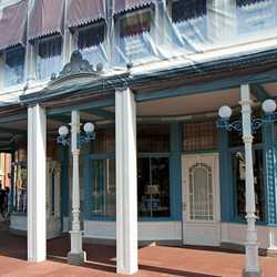 Main Street Confectionary exterior refurbishment