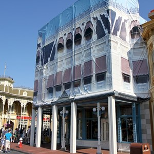 2 of 3: Main Street Confectionary - Main Street Confectionary exterior refurbishment