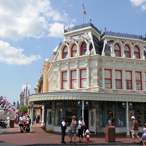 3 of 9: Main Street Confectionary - Main Street Confectionary exterior refurbishment complete