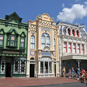 4 of 9: Main Street Confectionary - Main Street Confectionary exterior refurbishment complete