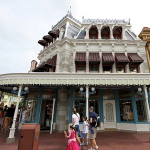2 of 3: Main Street Confectionary - Main Street Confectionary exterior refurbishment complete