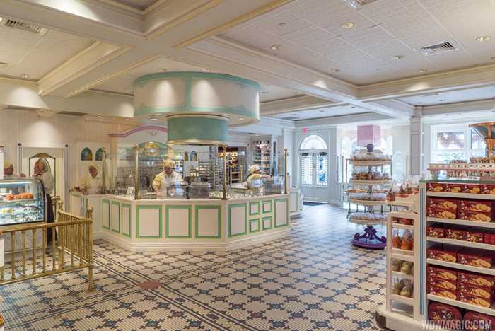 Main Street Confectionary overview
