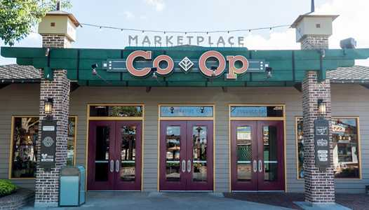 New Disney TAG shop coming to Marketplace Co-Op
