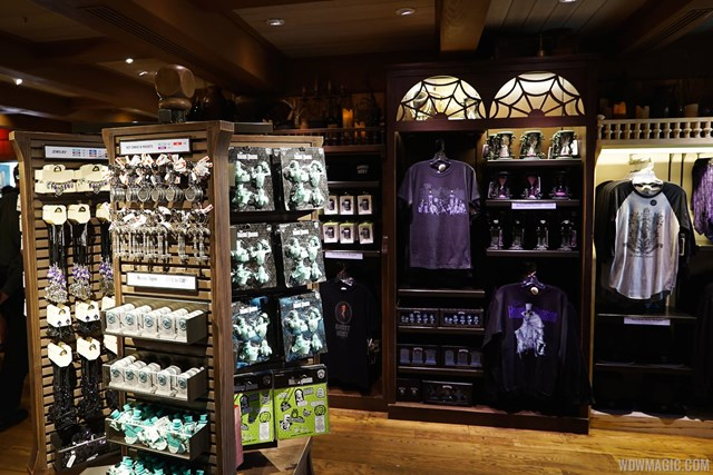 Photos First Look Inside The New Haunted Mansion Gift