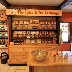 5 of 6: Mickey's Pantry - The Spice and Tea Exchange
