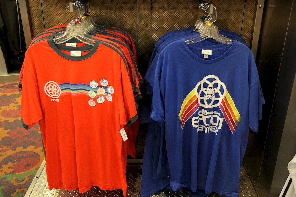 Retro Epcot shirt