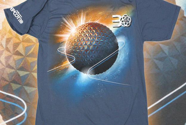 Epcot 30th merchandise
