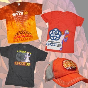 2 of 4: Mouse Gear - Epcot 30th merchandise