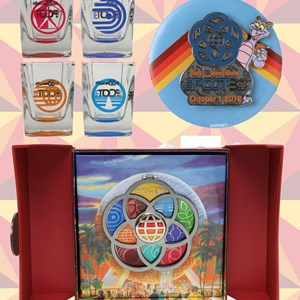 4 of 4: Mouse Gear - Epcot 30th merchandise