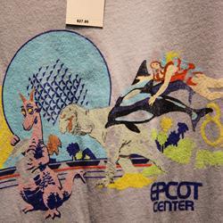 New Epcot Center retro T-Shirt