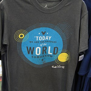 1 of 4: Mouse Gear - Walt Disney quote T-Shirts