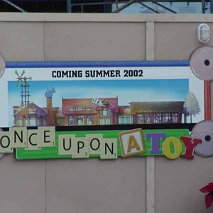 1 of 3: Once Upon a Toy - Once Upon A Toy construction