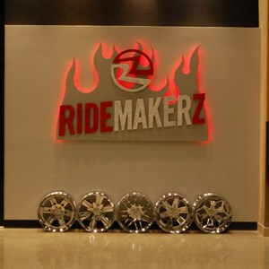 9 of 14: Ridemakerz - Ridemakerz opening day