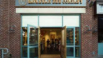 PHOTOS -  Savannah Bee Company opens new store in The Landing at Disney Springs