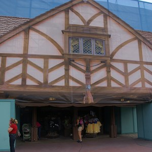1 of 2: Seven Dwarfs Mining Co. - Seven Dwarfs Mining Co refurbishment