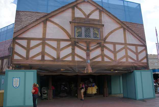 Seven Dwarfs Mining Co refurbishment