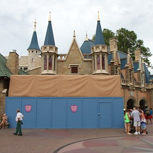 2 of 2: Sir Mickey's - Exterior refurbishment at Sir Mickey's