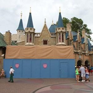 2 of 2: Sir Mickey's - Exterior refurbishment at Sir Mickey's