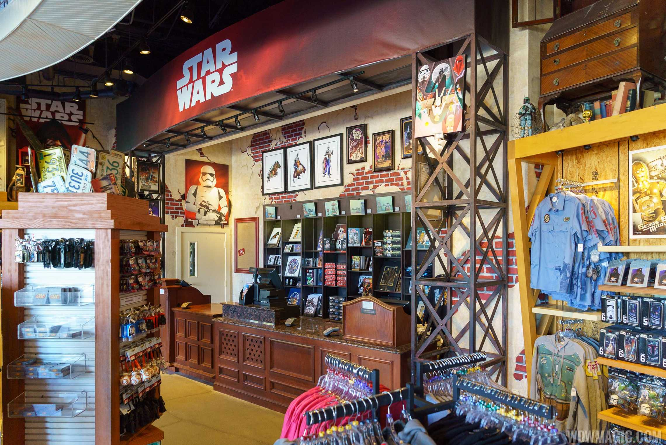 photos star wars galactic outpost opens at disney springs west side. Black Bedroom Furniture Sets. Home Design Ideas