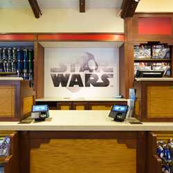 Star Wars Trading Post overview