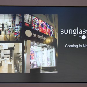 2 of 3: Sunglass Icon - Refurbishment
