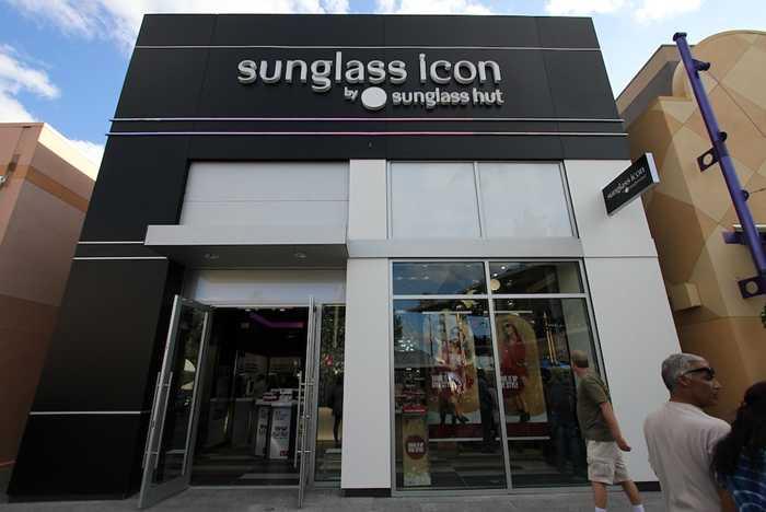New look Sunglass Icon