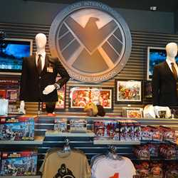 Super Hero Headquarters overview