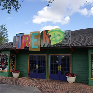 1 of 3: TrenD - TrenD pre-opening exterior