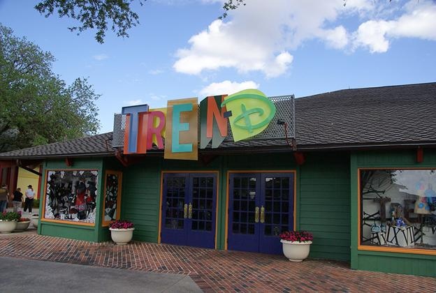 TrenD pre-opening exterior