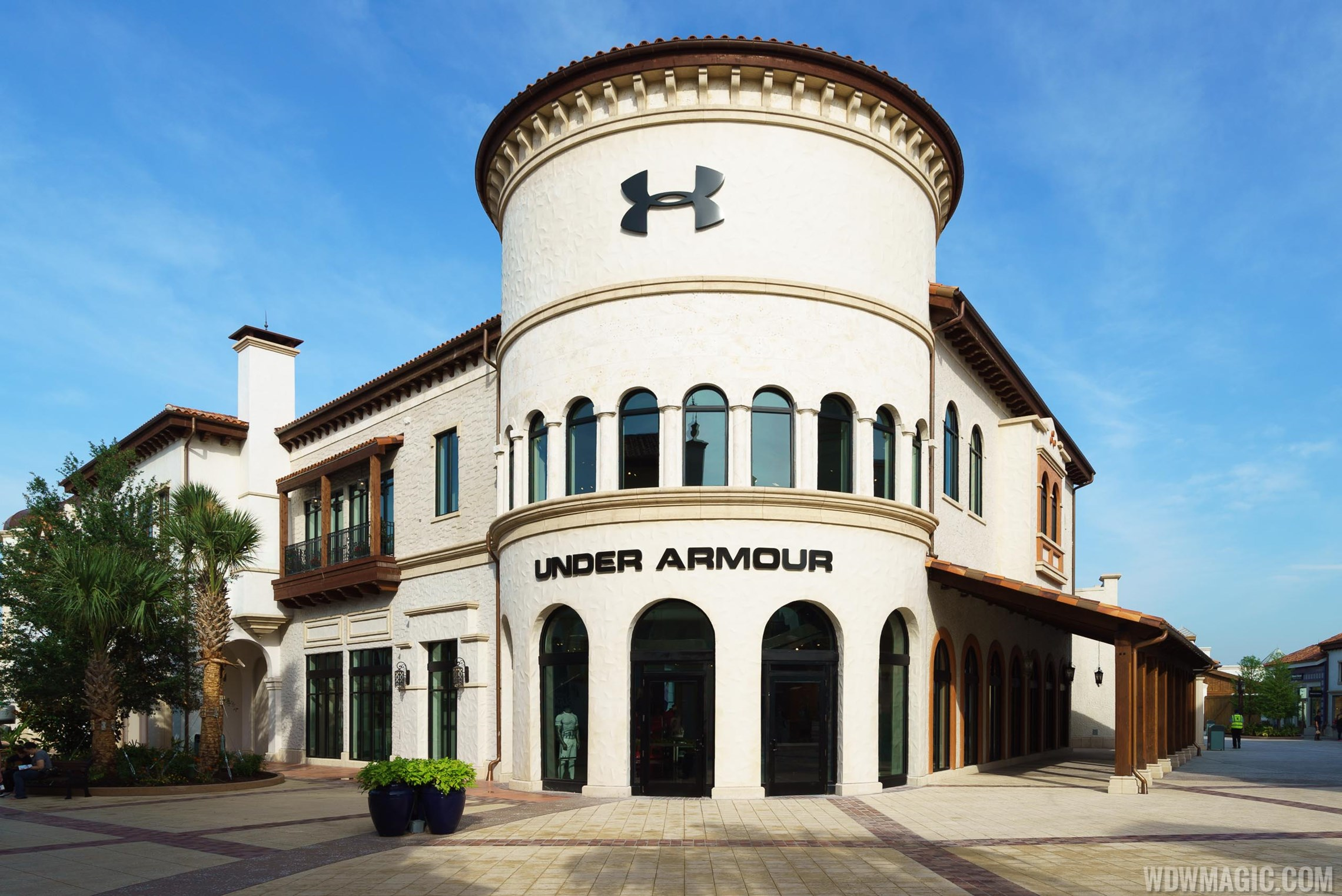 Under Armour overview