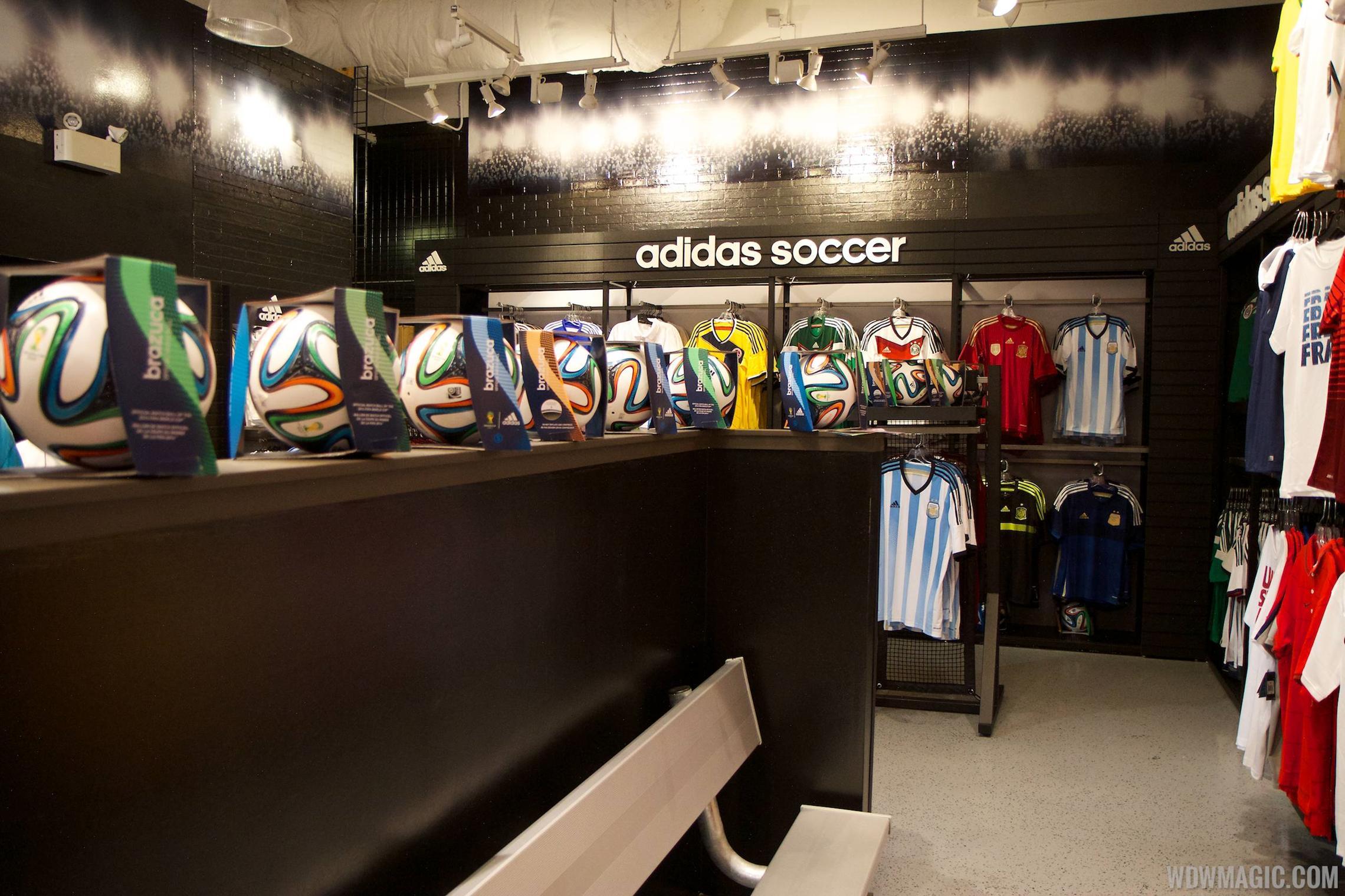 Inside United World Soccer
