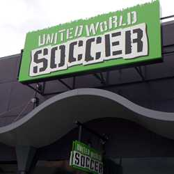 United World Soccer open