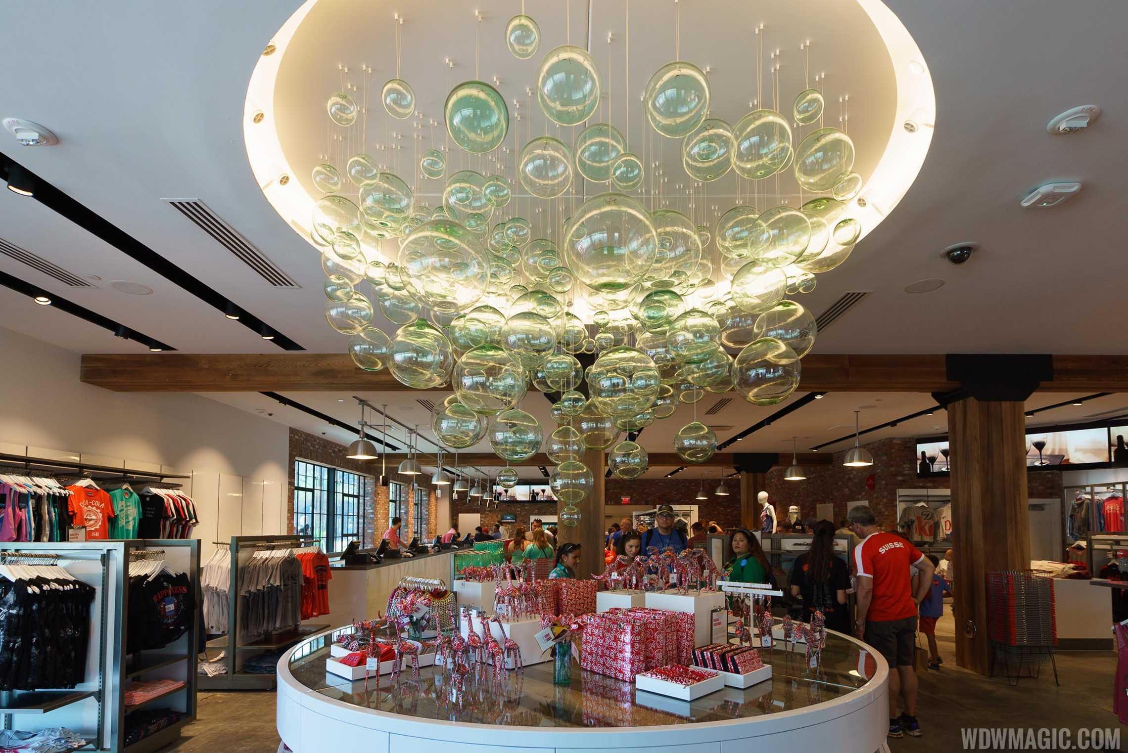 Coca-Cola Store Orlando entrance