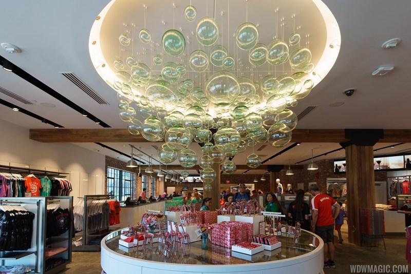 Entrada da loja Coca-Cola Orlando