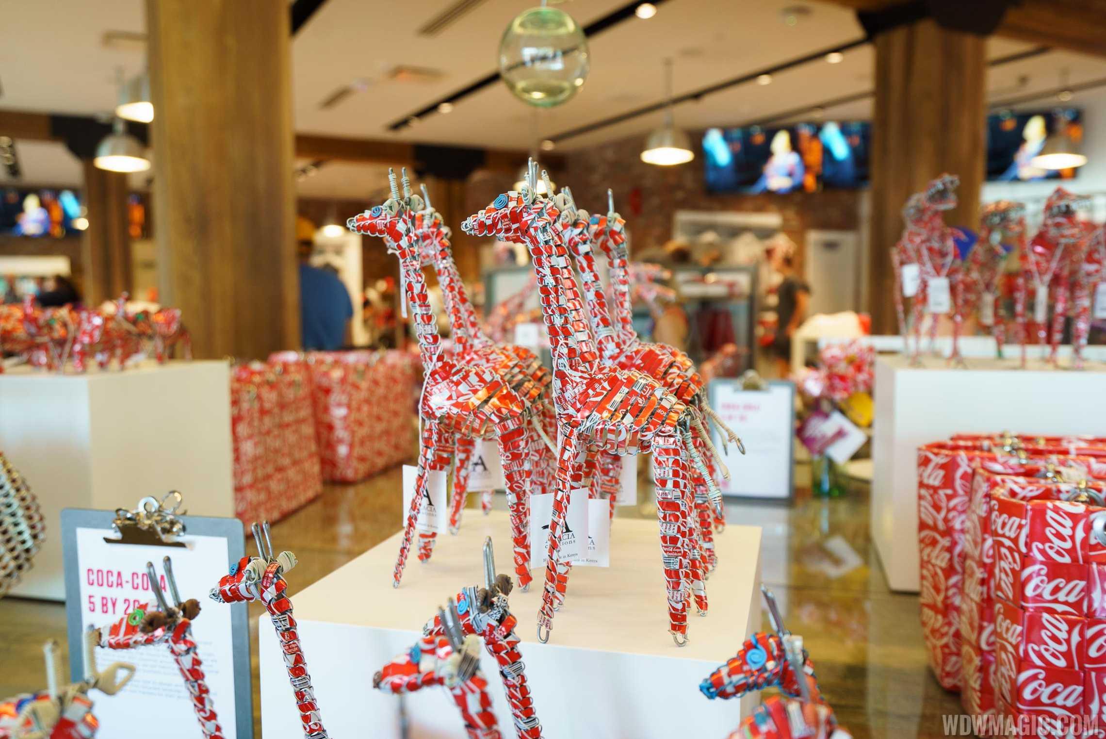 Coca-Cola Store Orlando - 5by20 Collection