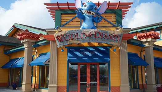 Disney Springs to become home to a Disney character meet and greet?