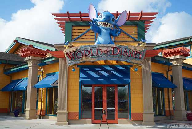 World of Disney overview