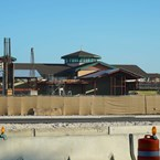 World of Disney expansion construction