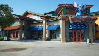 PHOTOS - New look color scheme for World of Disney at Disney Springs