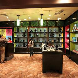 New store layout