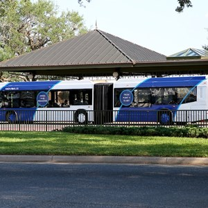 1 of 2: Bus Transportation - Articulated Nova Bus LFS Arctic test
