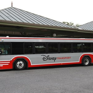 9 of 9: Bus Transportation - 2013 Silver Bus color scheme