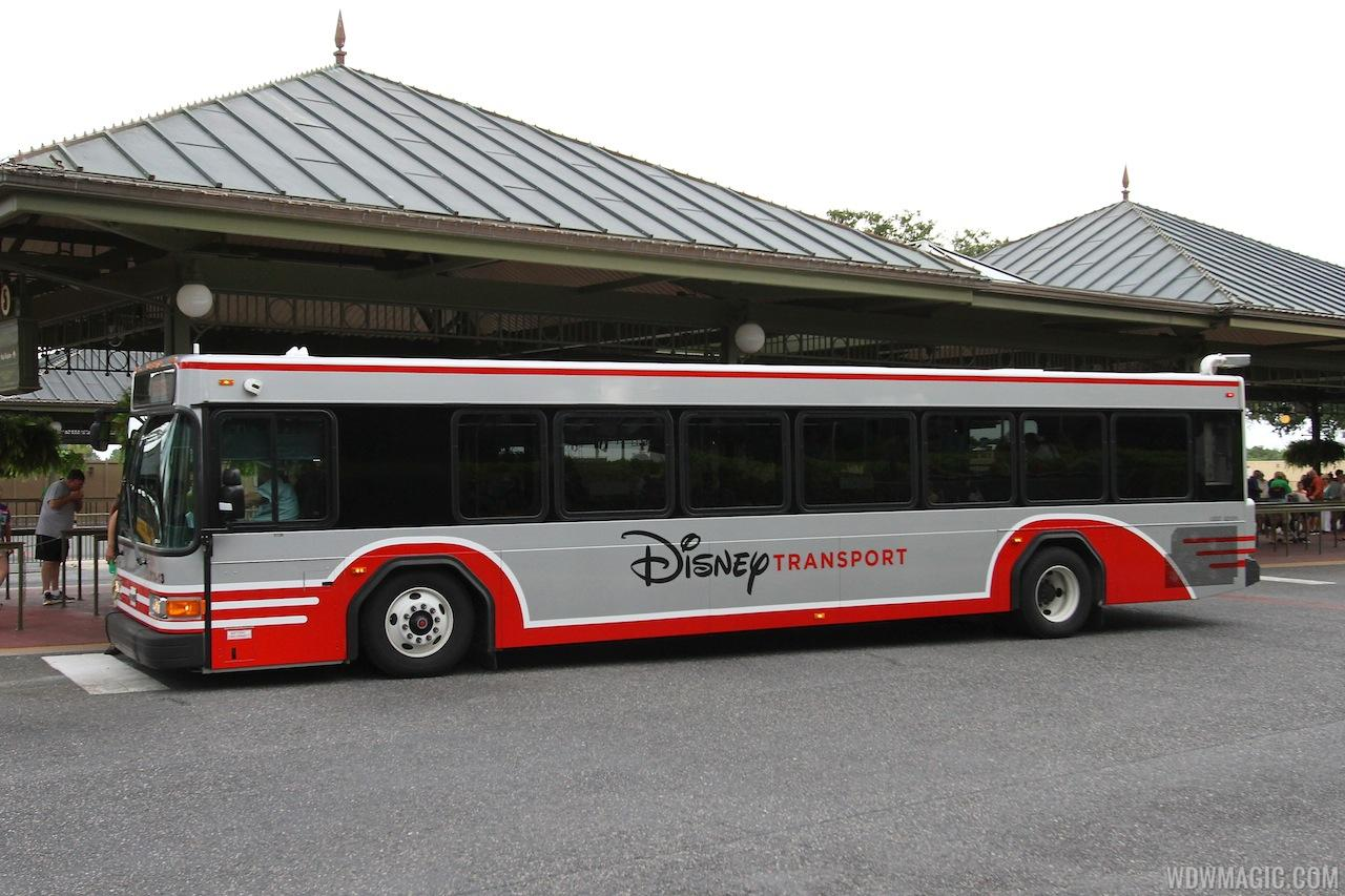 Walt Disney World bus transportation