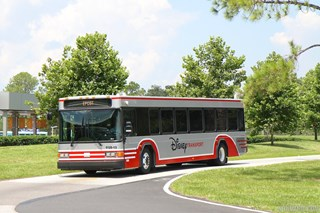 2013 Silver Bus color scheme