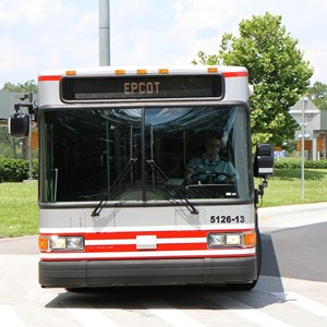 2 of 9: Bus Transportation - 2013 Silver Bus color scheme