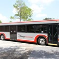 Bus Transportation - 2013 Silver Bus color scheme