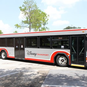 3 of 9: Bus Transportation - 2013 Silver Bus color scheme