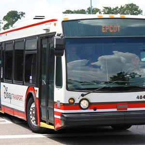 4 of 9: Bus Transportation - 2013 White Bus color scheme